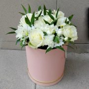 Gėlių dėžutė laimė