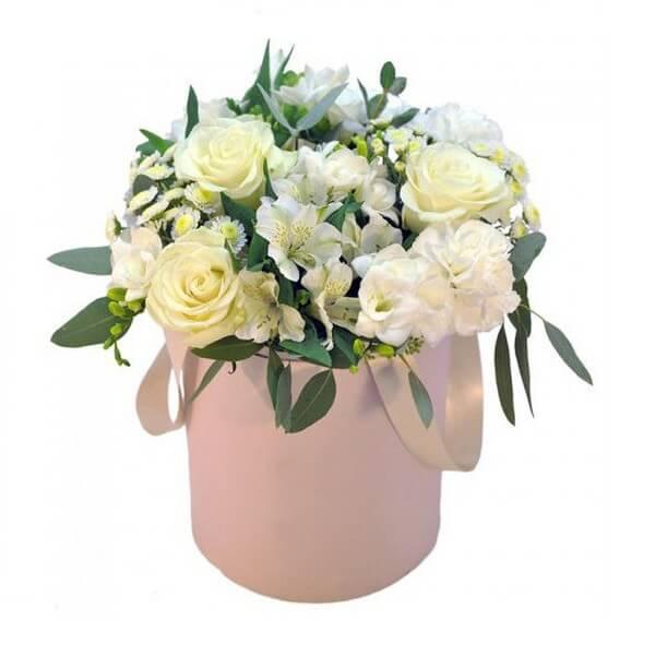 """Gėlių dėžutė """"Laimė"""""""