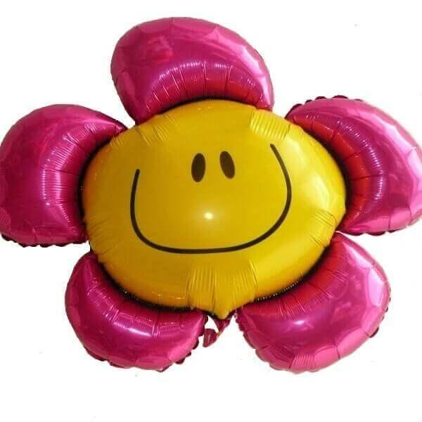 Helio balionas Gėlė