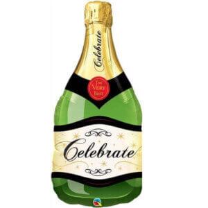 Helio balionas Šampanas