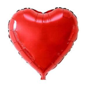 Didelis helio Balionas Širdelė