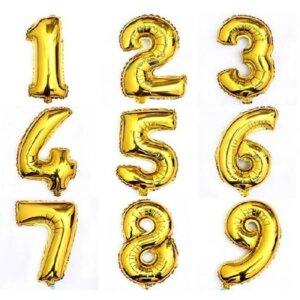 Auksiniai skaičiai