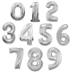 Sidabriniai skaičiai